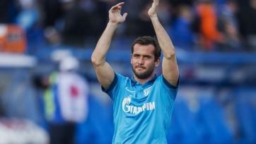 Срок действия контракта Кержакова с «Зенитом» подошёл к концу