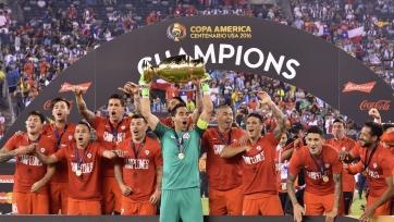 Победитель Чемпионата Европы сыграет с Чили