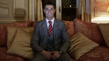Криштиану Роналду откроет отель под собственным брендом