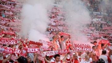 Польские фанаты подрались с французскими стражами порядка