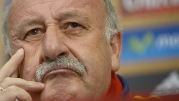 Испанская Федерация футбола подтвердила отставку Дель Боске