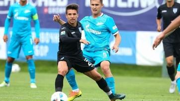 «Зенит» снова уступил в товарищеском матче, на сей раз румынскому клубу