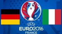 Германия - Италия Обзор Матча (02.07.2016)
