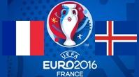 Франция - Исландия Обзор Матча (03.07.2016)
