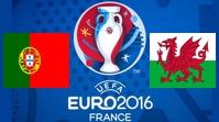 Португалия - Уэльс Обзор Матча (06.07.2016)