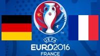 Германия - Франция Обзор Матча (07.07.2016)
