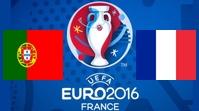 Португалия - Франция Обзор Матча (10.07.2016)