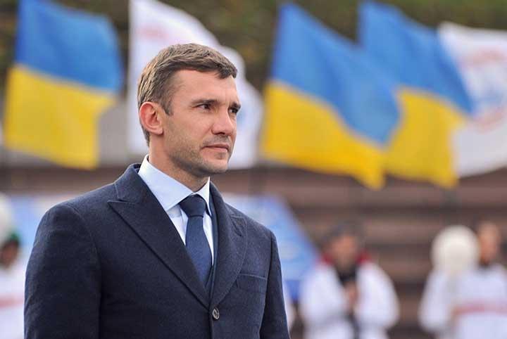 Замена этикетки. Что будет со сборной Украины с приходом Андрея Шевченко