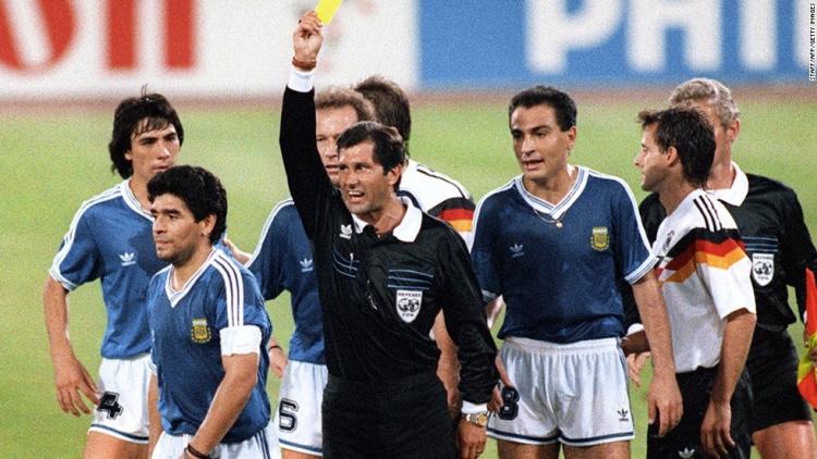 Историческая параллель – Португалия-2016/Аргентина-1990. Чем Роналду лучше Марадоны