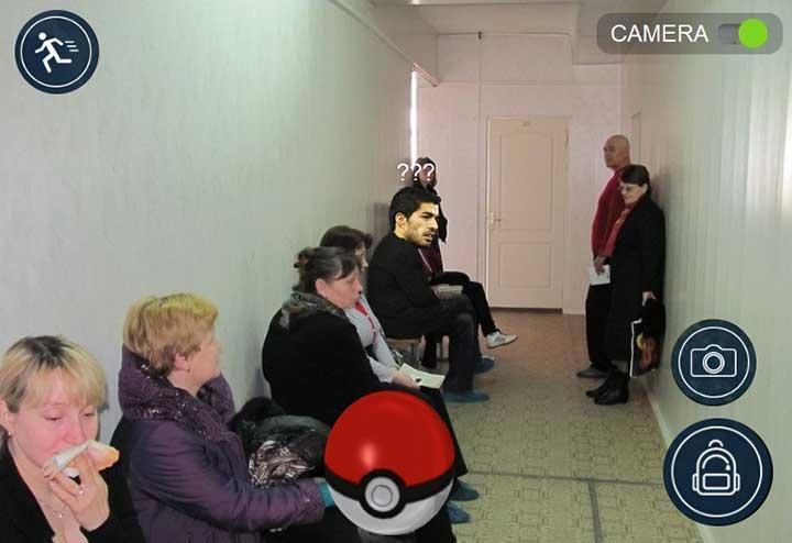 Это что за покемон? Pokémon Go на футбольный лад