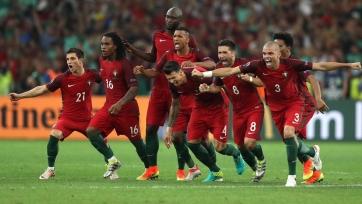 Португалия стала первой командой, которая вышла в полуфинал Евро