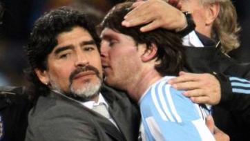 Диего Марадона: «Оставьте Месси в покое, дайте ему играть, как он хочет, без него мы ничего не выиграем»