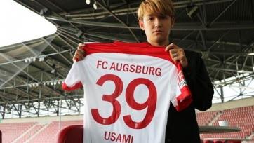 Официально: Японский хавбек Усами стал игроком «Аугсбурга»