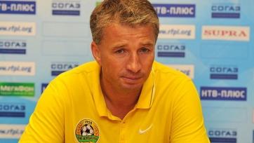Петреску: «Все ждут нашего возвращения в РФПЛ, поэтому давление оказывается большое»