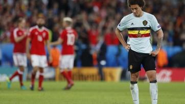 Витсель: «У бельгийской сборной большое будущее»