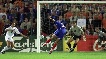 Сегодня исполнилось шестнадцать лет со дня «Золотого гола» Давида Трезеге