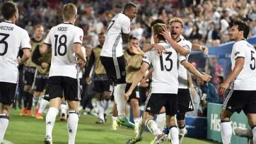 Сборная Германии по пенальти одолела итальянцев