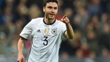 Хектор: «Германия хорошо оборонялась, но не слишком здорово атаковала»