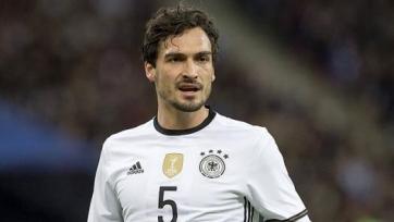 Хуммельс: «Огорчён тем, что пропущу полуфинал Евро»