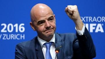 Инфантино ратует за расширение мирового первенства до сорока сборных