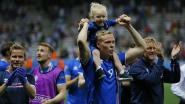 Сигторссон: «Мы отреагировали на слова Роналду с улыбкой»