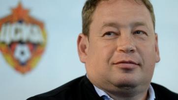 Слуцкий заявил, что ЦСКА скоро усилится иностранным нападающим