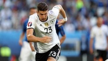 Гомес точно не сможет помочь Германии в оставшихся матчах Евро-2016