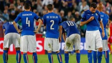 Сборная Италии стала дороже на семьдесят один миллион евро