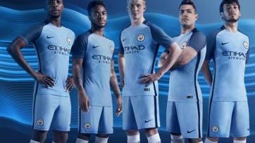 «Манчестер Сити» представил домашнюю форму сезона 2016/2017