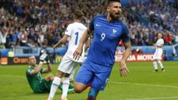 Оливье Жиру: «Франция хочет отыграться у Германии»