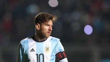 Месси не собирается менять своё решение относительно выступлений в составе сборной Аргентины