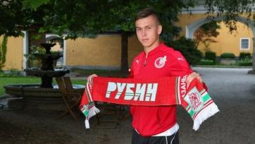 Официально: Жемалетдинов стал игроком «Рубина»