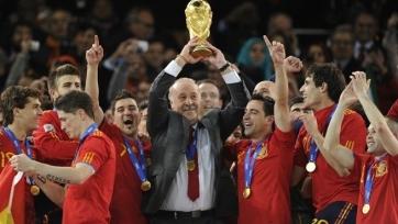 Официально: Дель Боске больше не является наставником испанской сборной