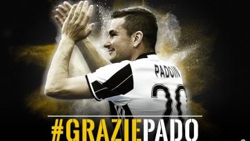 Официально: Падоин продолжит карьеру в «Кальяри»