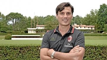 Винченцо Монтелла пообещал продемонстрировать «аэроплан», если «Милан» обыграет «Интер»