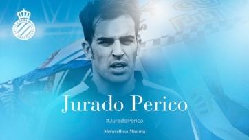 Хосе Хурадо стал футболистом «Эспаньола»
