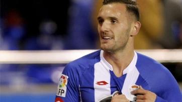 «Барселона» интересуется нападающим «Депортиво»