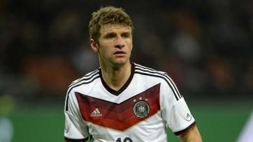 Мюллер: «Хочу отметиться голом как можно скорее»