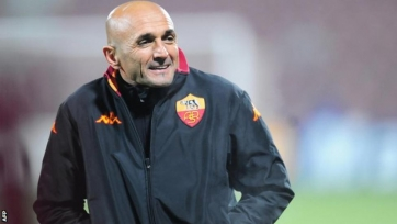 Спаллетти: «Обещаю, что «Рома» будет на вершине»