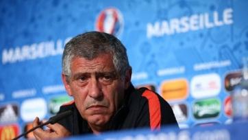 Сантуш: «Португалия – Уэльс – это не только Криштиану против Бэйла»