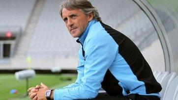 Английские футбольные власти раздумывают над приглашением Манчини