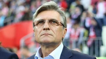 Адам Навалка продолжит руководить польской сборной