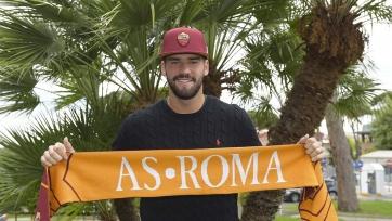 «Рома» заключила контракт с бразильским вратарём Алисоном Бекером
