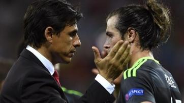 Крис Коулмэн пожелал португальцам успеха в финале