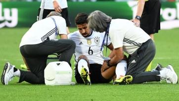 Хедира и Гомес тренировались с командой в общей группе
