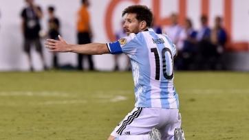 Мяч, которым Месси не сумел реализовать пенальти в финале Копа Америка, оценивается в 27 тысяч евро