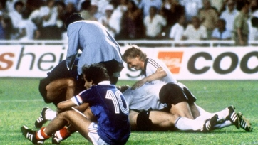 Сборная Франции не обыгрывала немцев на крупных турнирах с 1958-го года