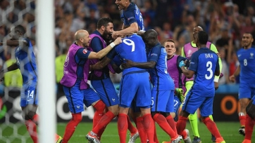 Дубль Гризманна поставил чемпионов мира на колени, Франция в финале