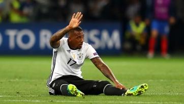 Боатенг получил травму в игре с Францией