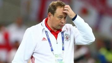 Слуцкий: «Мне стыдно, что в одном из важнейших матчей в жизни нам не хватило мотивации и характера»
